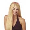Wig 24 Inch Straight Blonde
